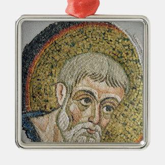 St. John el Bautista: Fragmento de un mosaico Adornos