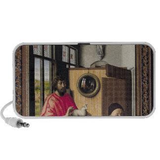 St. John el Bautista y el donante iPhone Altavoz