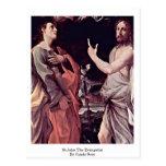 St. John el evangelista de Guido Reni Tarjeta Postal