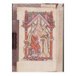 St. John el evangelista de los evangelios Tarjeta Postal