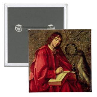 St. John el evangelista Pins