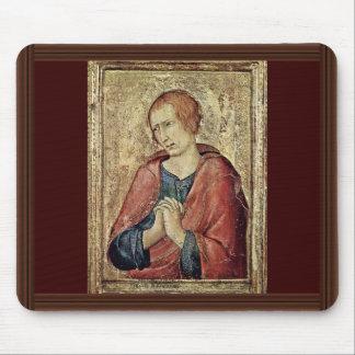 St. John el evangelista por Martini Simone Alfombrillas De Raton