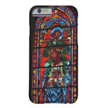 St. John el evangelista que monta los hombros de Funda Para iPhone 6 Barely There