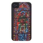 St. John el evangelista que monta los hombros de iPhone 4 Carcasas