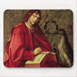 St. John el evangelista Mousepad