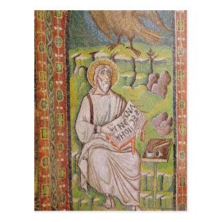St. John el evangelista Postal