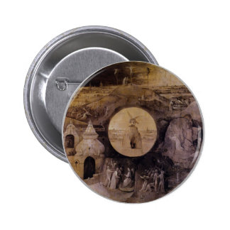 St John en Patmos de Hieronymus Bosch Pins