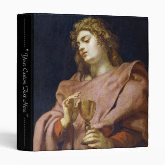 St. John Evangelist Peter Paul Rubens Binder
