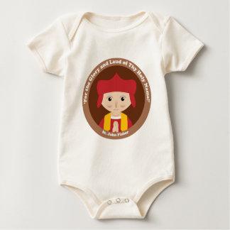 St. John Fisher Baby Bodysuit