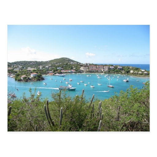 What Is Postage To Us Virgin Islands