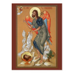 St. John la tarjeta del rezo del precursor Postal