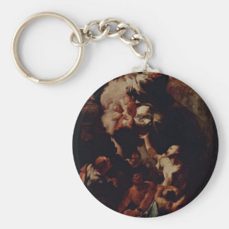 St. John Of Nepomuk, The Oppressed, Comforts Keychains