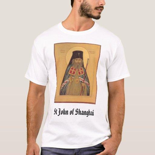 St John Of San Francisco St John Of San Francisco T Shirt