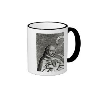 St. John of the Cross, detail Ringer Coffee Mug