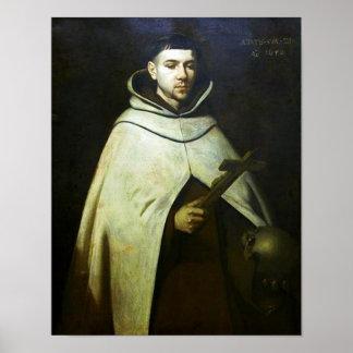 St John of The Cross. Poster