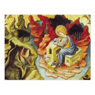 St. John on Patmos Postcard