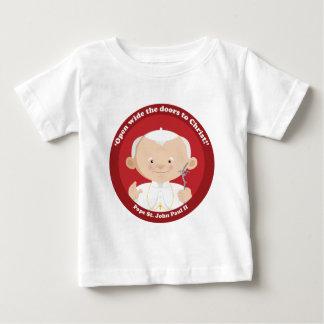 St John Paul II Baby T-Shirt