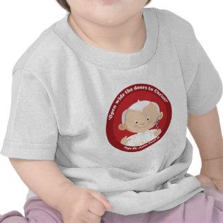 St John Paul II T-shirts