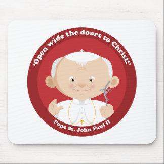 St John Paulo II Tapete De Ratones