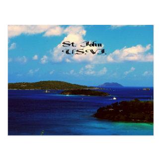 St. John Postcard