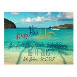 St. John que casa reserva tropical de la playa la  Postal