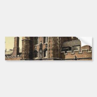 St John s Gateway Cambridge England classic Pho Bumper Stickers