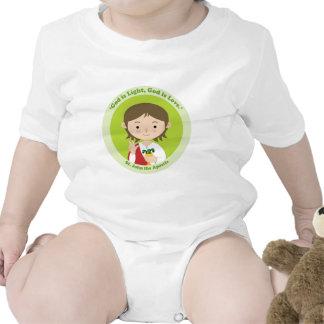 St. John the Apostle Baby Bodysuits