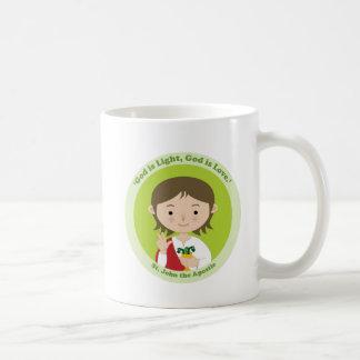 St. John the Apostle Coffee Mugs