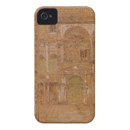 St. John the Apostle Evangelist by James McNeill Case-Mate iPhone 4 Case