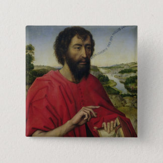 St. John the Baptist 2 Pinback Button