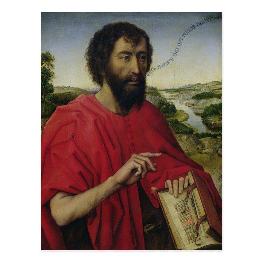St. John the Baptist 2 Postcard