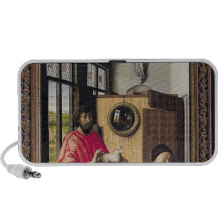 St. John the Baptist and the Donor Travelling Speaker