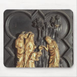 St. John the Baptist baptising in the River Mouse Pad