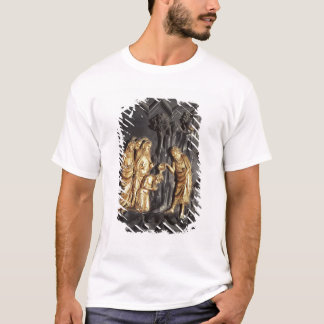 St. John the Baptist baptising in the River T-Shirt