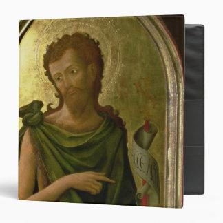 St. John the Baptist Binder