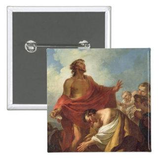 St. John the Baptist Pin