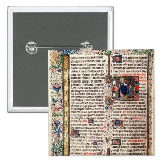 St. John the Baptist Pinback Buttons