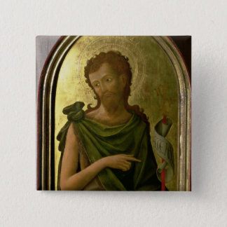 St. John the Baptist Button