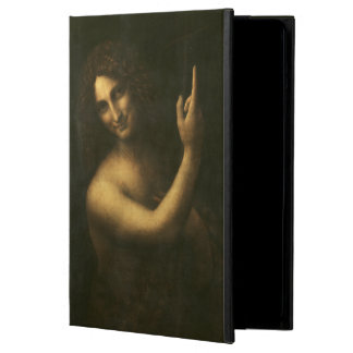 St John the Baptist by Leonardo da Vinci Cover For iPad Air