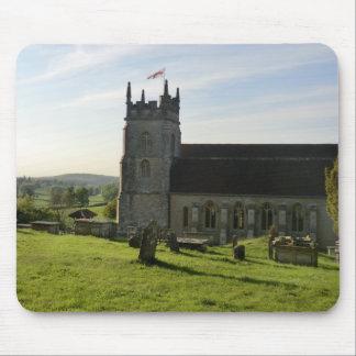 St John the Baptist Church in Horningsham Mouse Pad