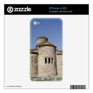 St. John the Baptist cruciform church 2 Skins For The iPhone 4S