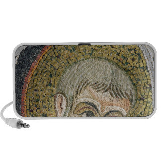 St. John the Baptist: Fragment of a mosaic Travel Speaker