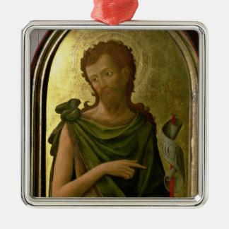 St. John the Baptist Metal Ornament