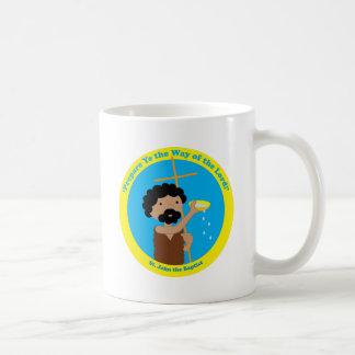 St. John the Baptist Classic White Coffee Mug