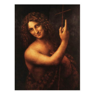 St John the Baptist Postcard