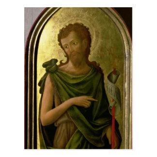 St. John the Baptist Postcard