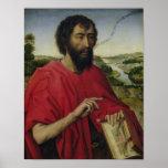St. John the Baptist Poster