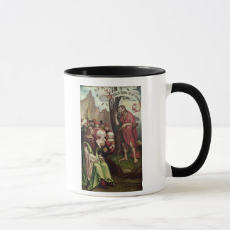St. John the Baptist Preaching Before Herod Mug