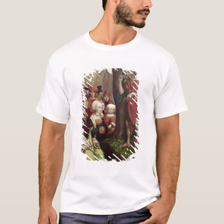 St. John the Baptist Preaching Before Herod T-Shirt