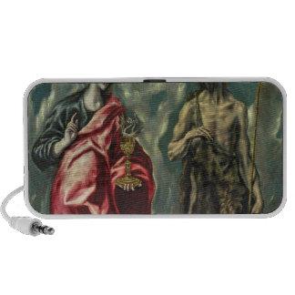 St John the Evangelist and St. John the Baptist Speakers